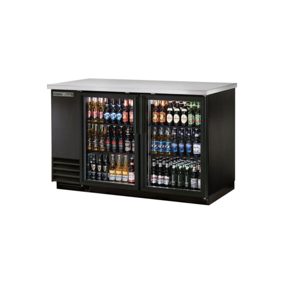 True TBB-2G Back Bar Cooler - 60
