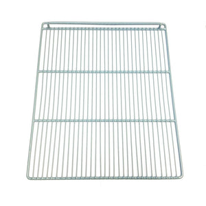 "Gray Epoxy Coated Wire Shelf - 20 7/8"" x 25 1/4"", Shelf  - Iron Mountain"