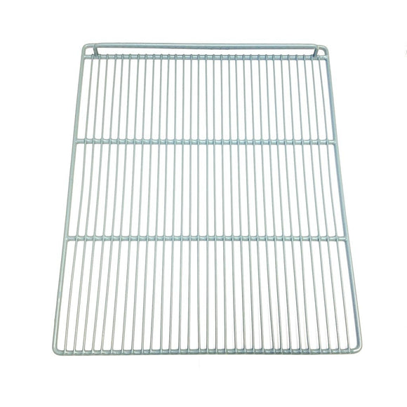 Gray Epoxy Coated Wire Shelf - 20 7/8