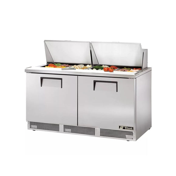 True TFP-64-24M Food Prep Table, Restaurant Prep Table  - Iron Mountain