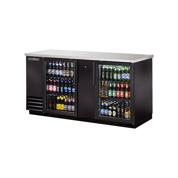 True TBB-3G Back Bar Cooler - 69