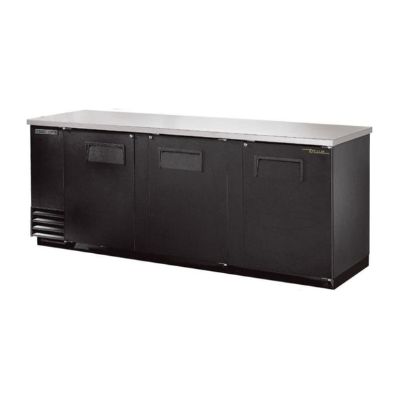 True TBB-4 Back Bar Cooler - 90