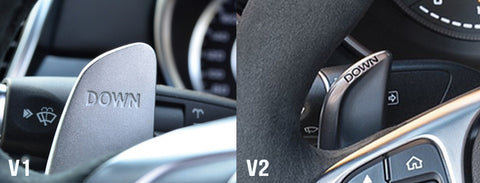 AMG Paddle Shifter Fitment