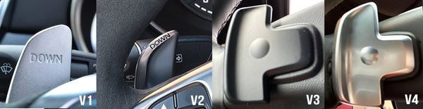 Mercedes Paddle Shifter Fitment