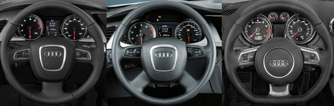 Audi Paddle Shifter Guide