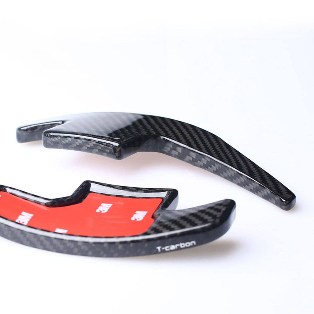 Audi Carbon Fiber Paddle Shifters (V1)