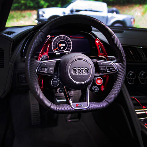 Audi RS / R8 Deluxe Paddle Shifters (V5)