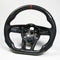 Custom Handmade Carbon Fiber Steering Wheel for Audi