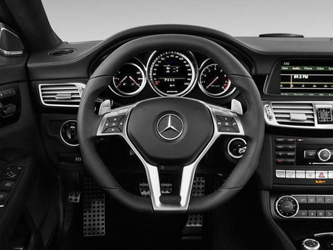 Mercedes AMG Paddle shifter compatibility