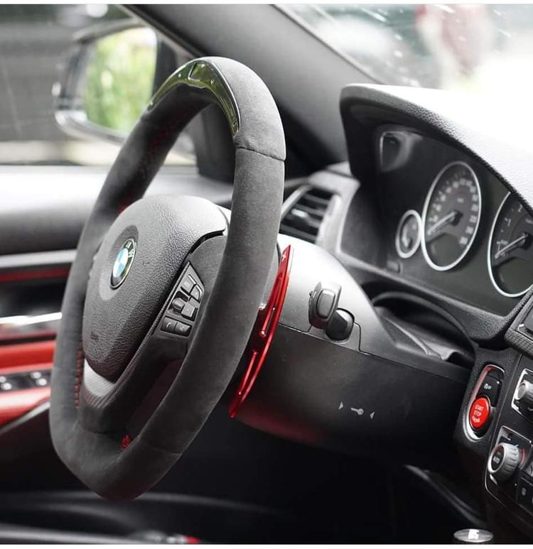 BMW M Aluminum Replacement Paddle Shifters (pre-'13)