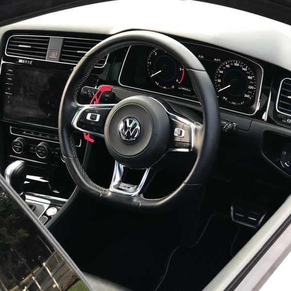 Full Replacement Paddle Shifters for MK7 R / GTI (SE7EN)