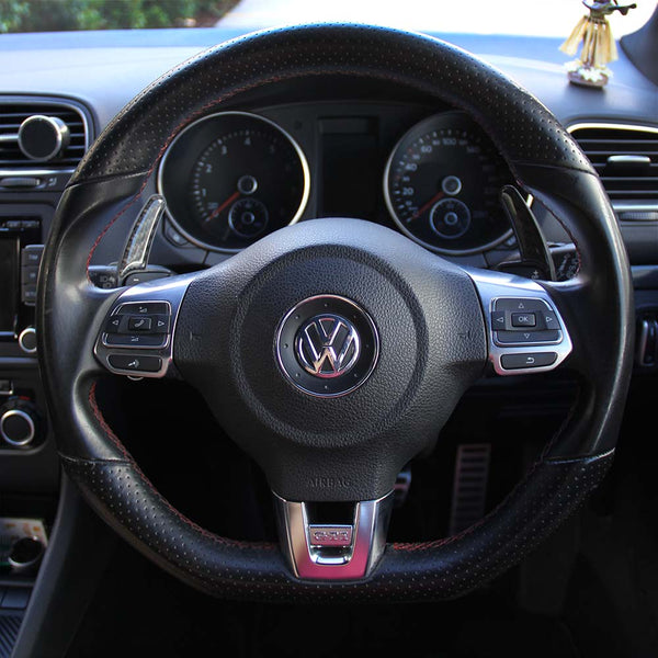 VW Carbon Paddle Shifters (S6X)