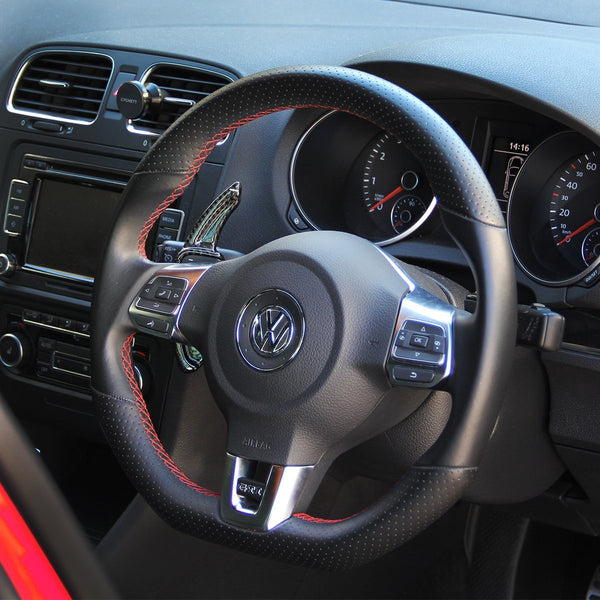 VW Carbon Fiber Paddle Shifters (S6X)