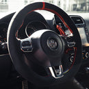GTI Clubsport MK6 Steering Wheel Cover