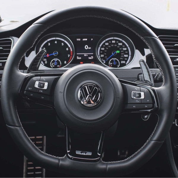 VW Carbon Paddle Shifters (SE7EN)