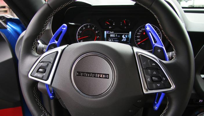 Chevrolet Deluxe Paddle Shifters