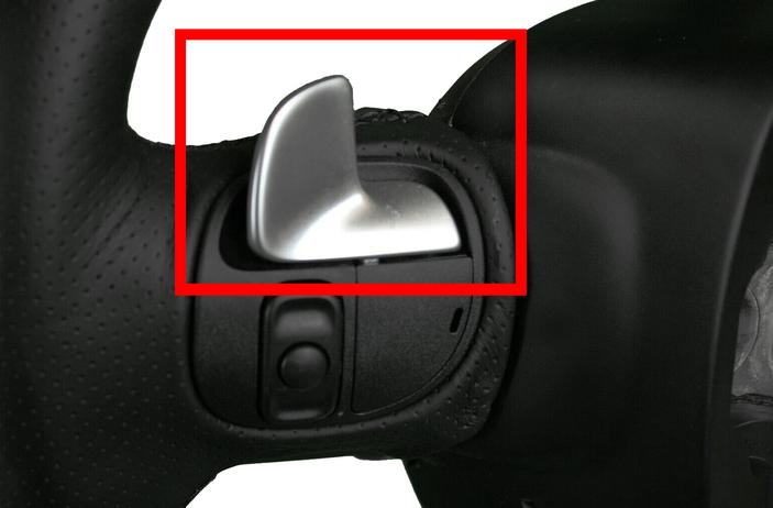 Dodge / Chrysler Deluxe Paddle Shifters