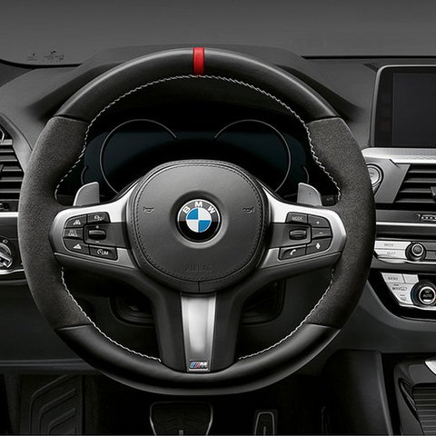 BMW paddle shifter fitment