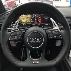 Audi Deluxe Paddle Shifters (V3) - DSG Paddles