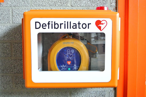 The Accurate Placement and Management of AEDs in a Medical Facility