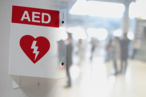 Greater Access to AED's Will Save Thousands of Lives Each Year.