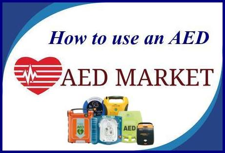 How to use an AED