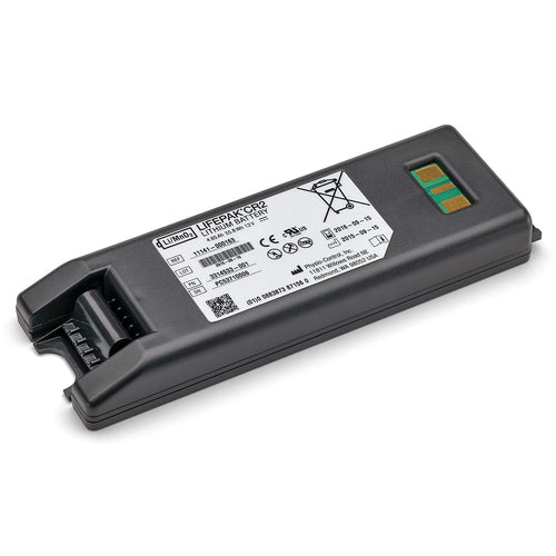 Physio Control LIFEPAK CR2 Replacement Lithium Battery