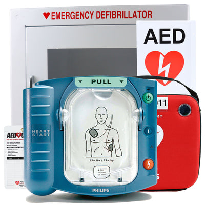 Philips Heartstart Onsite - Recertified AED Value Package