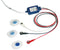 Cardiac Science Powerheart AED G3 PRO 3-Lead ECG Monitoring Kit