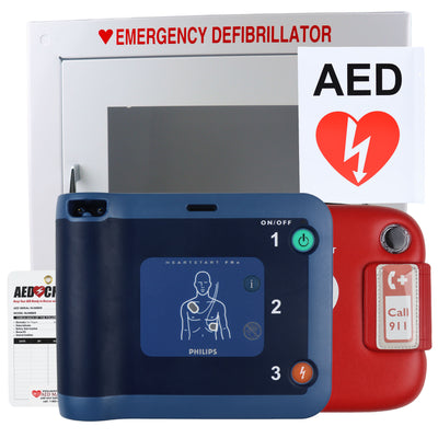 Philips Heartstart FRx - Recertified AED Value Package