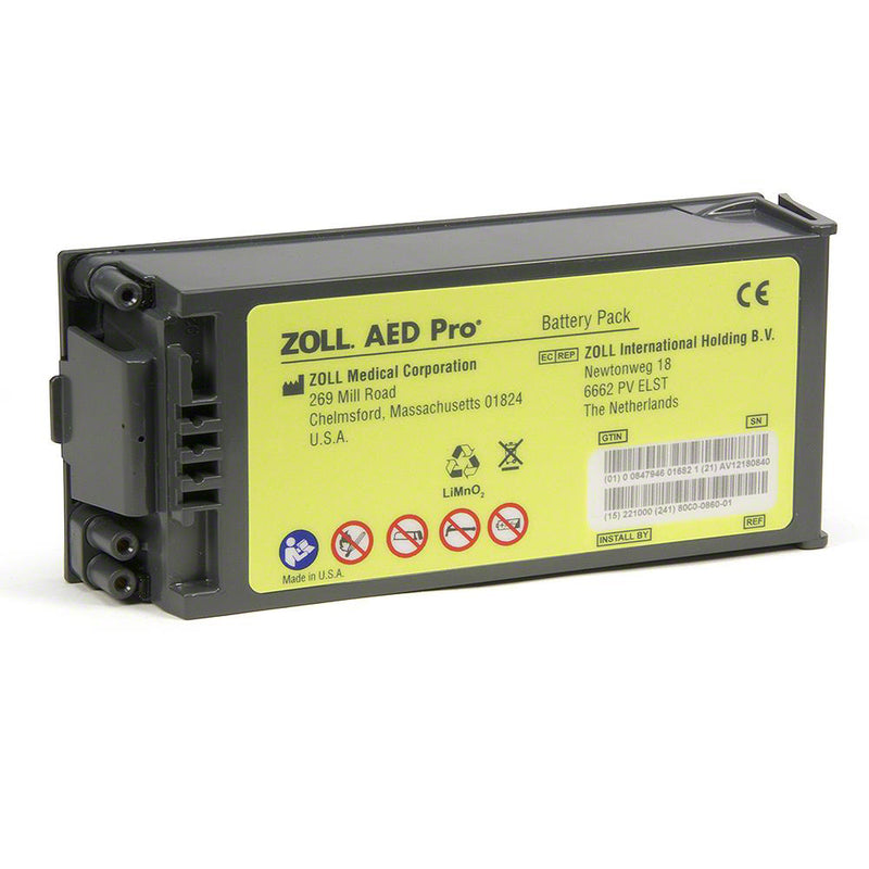 Zoll Non-Rechargeable AED Pro Battery