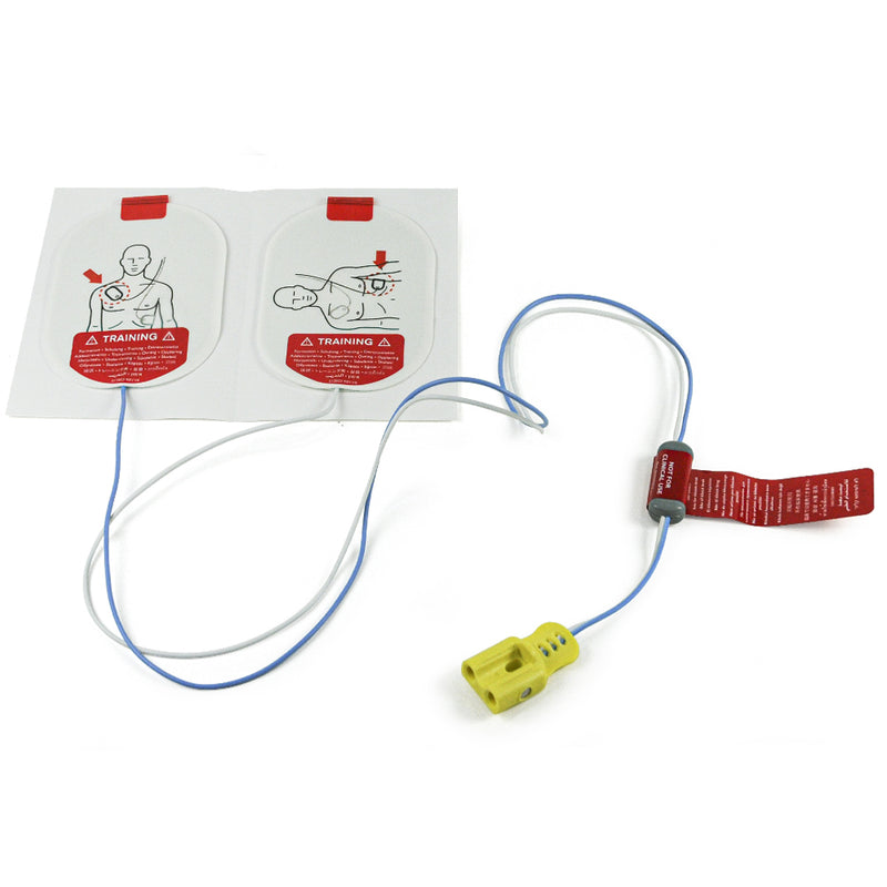 Philips Replacement Training Pads II (Pads, Wire, and Plug Only)
