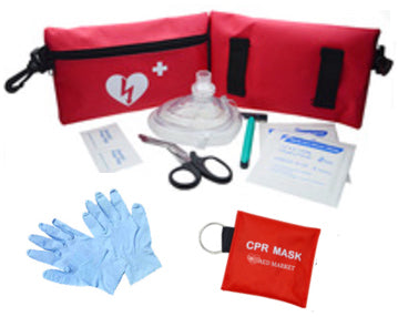 CPR & AED Response Kit