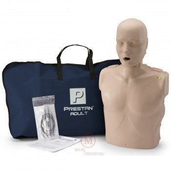 Prestan Manikin Single Adult Without CPR Monitor