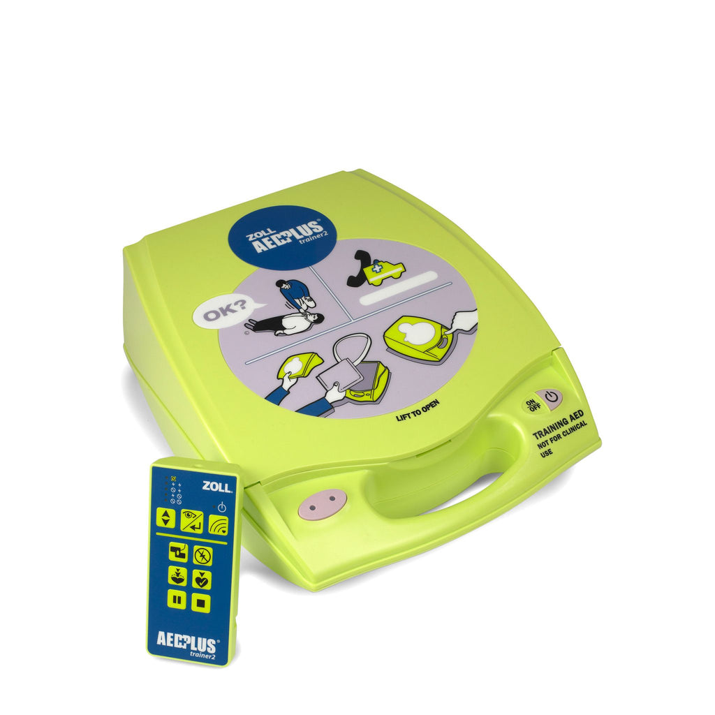 AED Trainer - Zoll AED Plus Trainer 2