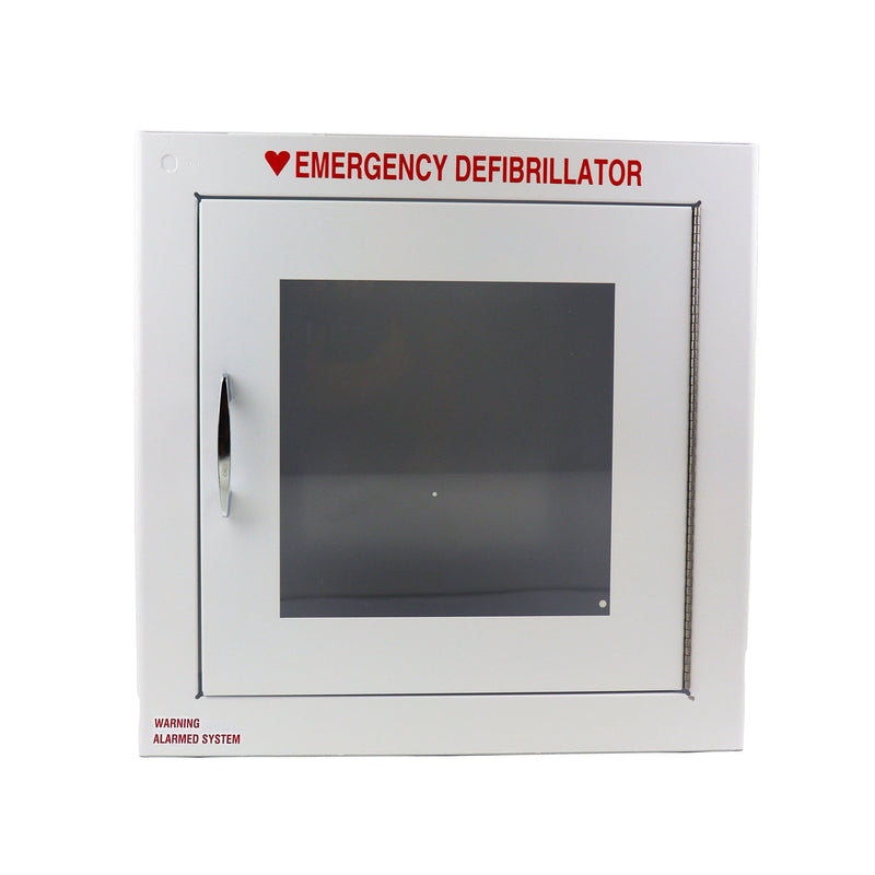 AED Wall Cabinet With Alarm - Small
