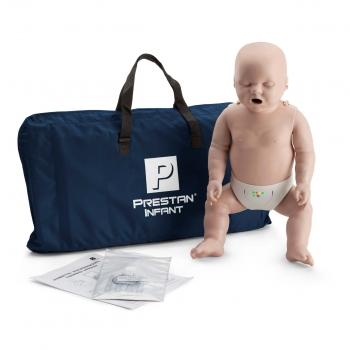 PRESTAN INFANT / BABY CPR MANIKIN W/ MONITOR - MEDIUM SKIN