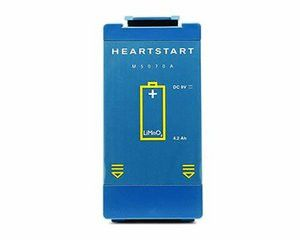 Battery - Philips HeartStart Onsite/FRx Battery M5070A