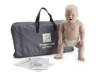 CPR Training Products - Prestan Infant CPR-AED Manikin With Rate Monitor