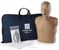 Prestan Manikin Single Adult with CPR Monitor