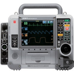 Physio Control Lifepak 15 AED 12 Lead, Pacing, SpO2/SPCO, NIBP, EtCO2, Bluetooth-Refurbished