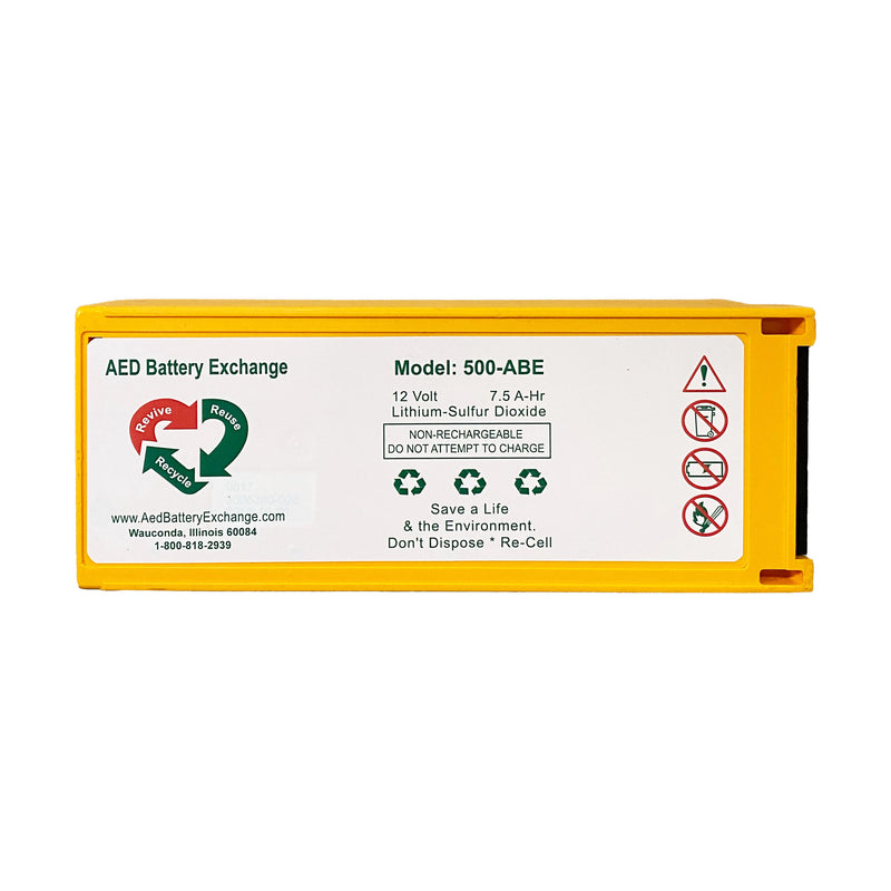 Lifepak 500 Battery - Generic