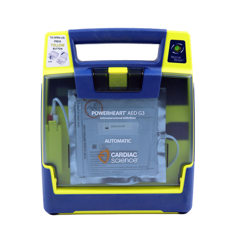 Cardiac Science Powerheart G3 Recertified AED