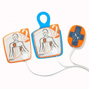 Cardiac Science Powerheart G5 Adult Intellisense CPR Feedback (ICPR) Electrode Pads