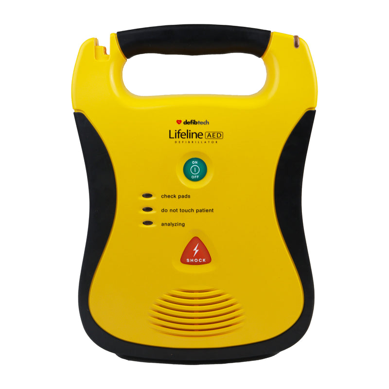 Defibtech Lifeline AED Business Package- Spanish Version