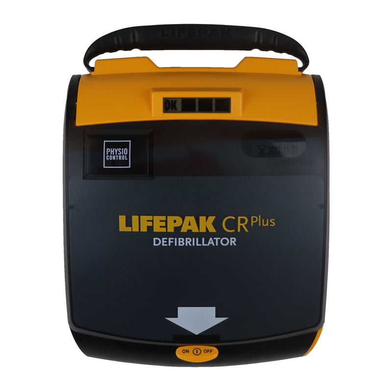 Physio Control Lifepak CR Plus Recertified AED