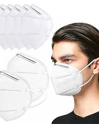 KN95 Disposable Air Filter Mask- 20 pcs (ships within 24 hours)