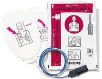 Pads - Philips Adult Defibrillator Pads For HeartStart MRx & HeartStart XL