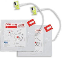 Pads - ZOLL CPR Starter Pack For Zoll E & M Series Defibrillators NEW
