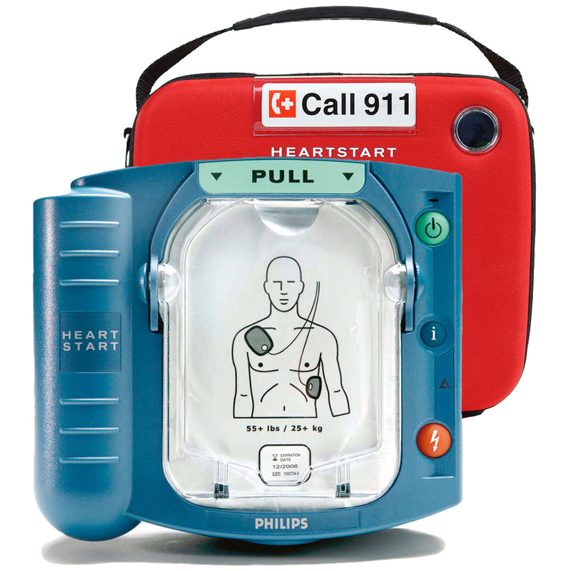 Philips Heartstart Onsite AED Recertified